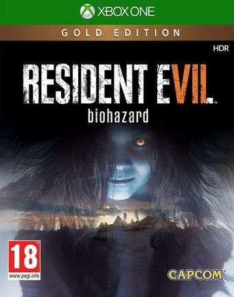 Xbox One Resident Evil VII: Biohazard Gold Edition [USED] (Grade A)
