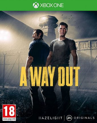 Xbox One A Way Out [USED] (Grade A)