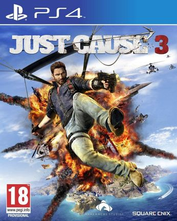 PS4 Just Cause 3 [USED] (Grade A)
