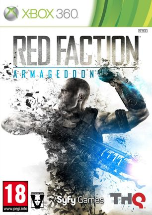 Xbox 360 Red Faction: Armageddon [USED] (Grade A)