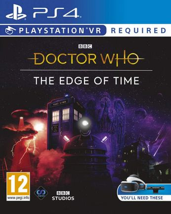 PS VR Doctor Who: The Edge of Time