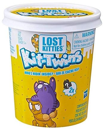 Lost Kitties - Kit-Twins Blind Box