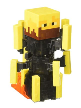 Minecraft - Spinning Blaze Action Figure, Series 5