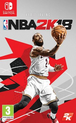 SWITCH NBA 2K18 [USED] (Grade A)