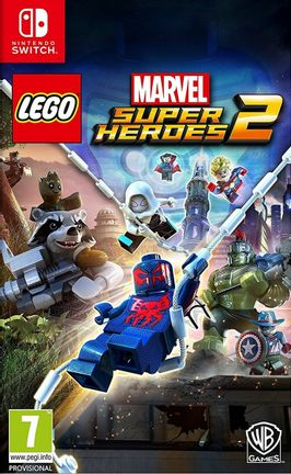 SWITCH LEGO Marvel Super Heroes 2 [USED] (Grade A)