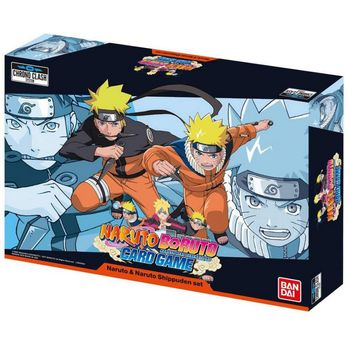 Naruto Boruto - Naruto and Naruto Shippuden Chrono Clash Card Game