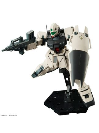 Gundam Master Grade - RGM-79G GM Command (Colony Type) E.F.S.F. Model Kit, 1:100 Scale