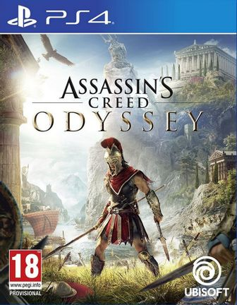 PS4 Assassin's Creed Odyssey incl. Russian Audio [USED] (Grade A)