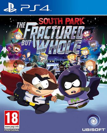 PS4 South Park: The Fractured But Whole [USED] (Grade A)