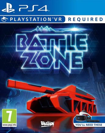 PS VR Battlezone [USED] (Grade A)