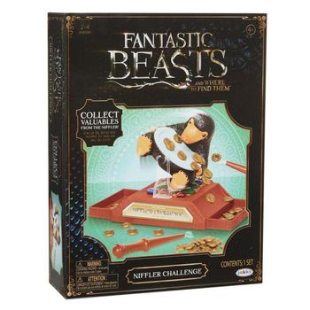 Fantastic Beasts - Niffler Challenge Play Set, 2-4 Players