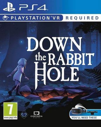 PS VR Down the Rabbit Hole