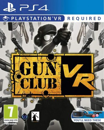 PS VR Gun Club VR