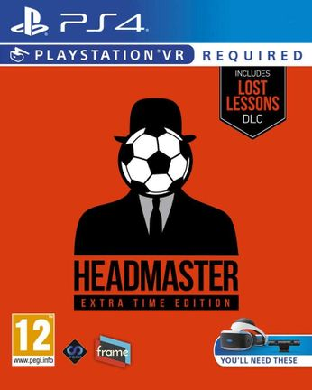 PS VR Headmaster Extra Time Edition