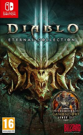 SWITCH Diablo III: Eternal Collection [USED] (Grade A)