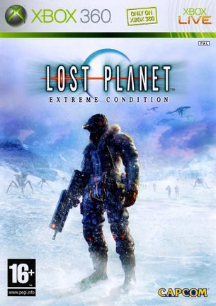 Xbox 360 Lost Planet: Extreme Condition [USED] (Grade C)
