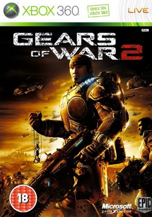 Xbox 360 Gears of War 2 [USED] (Grade C)