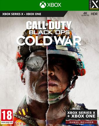 Xbox Series X Call of Duty: Black Ops Cold War