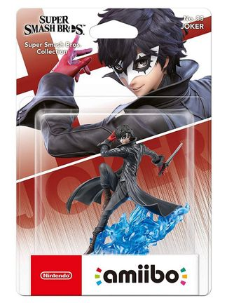 Amiibo Super Smash Bros. - Joker