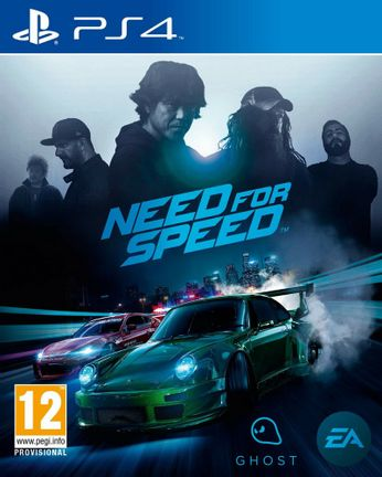 PS4 Need for Speed [USED] (Grade A)