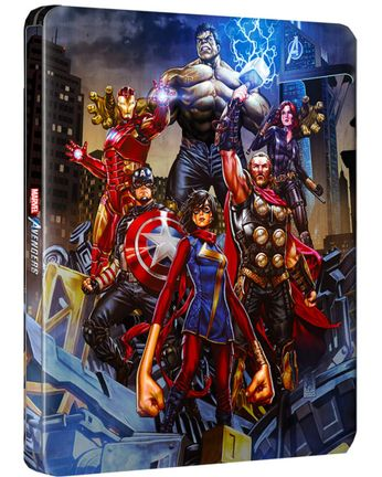 Marvel's Avengers - Steelbook Only