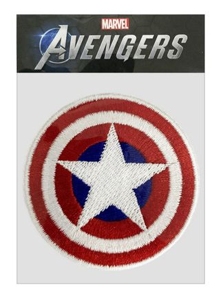 Marvel's Avengers - Super Heroes Iron Patch 6-Pack