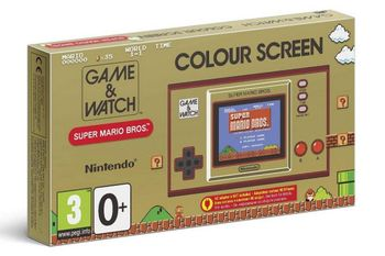 Game & Watch: Super Mario Bros. System