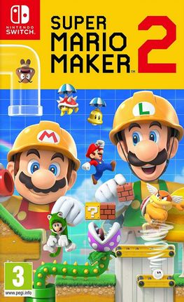 SWITCH Super Mario Maker 2 [USED] (Grade A)