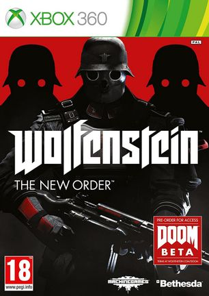 Xbox 360 Wolfenstein: The New Order [USED] (Grade B)