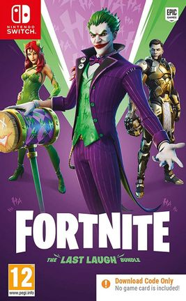 SWITCH Fortnite: The Last Laugh Bundle - Digital Download