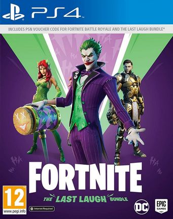 PS4 Fortnite: The Last Laugh Bundle - Digital Download