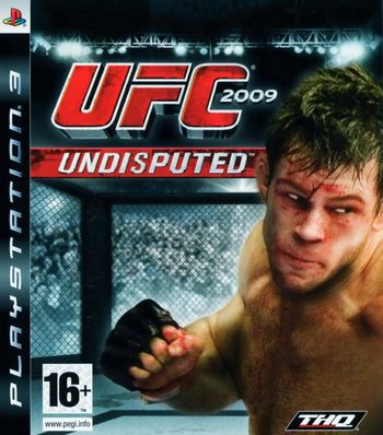 PS3 UFC Undisputed 2009 [USED] (Grade A)