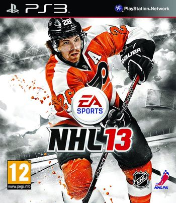 PS3 NHL 13 [USED] (Grade A)
