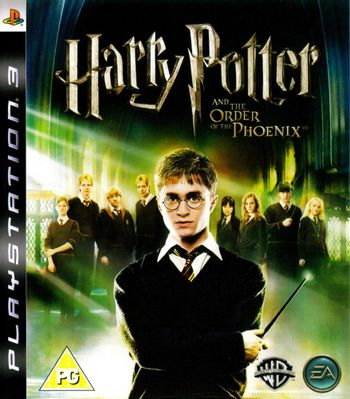 PS3 Harry Potter and the Order of the Phoenix [USED] (Grade B)