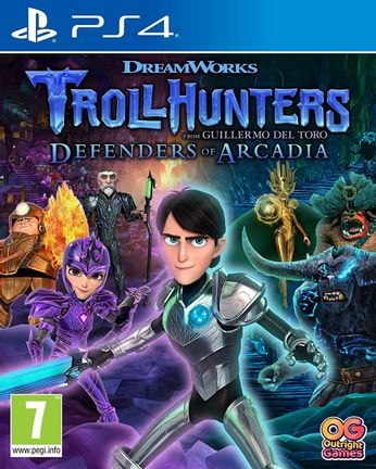 PS4 DreamWorks Trollhunters: Defenders of Arcadia