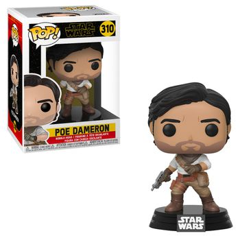 POP! Star Wars: Rise of Skywalker - Poe Dameron Vinyl Bobble-Head