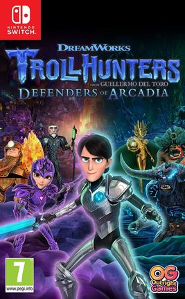 SWITCH DreamWorks Trollhunters: Defenders of Arcadia