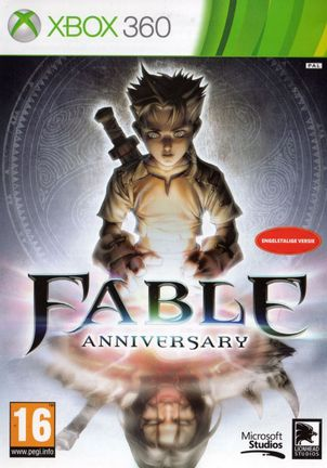 Xbox 360 Fable Anniversary [USED] (Grade A)