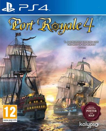 PS4 Port Royale 4