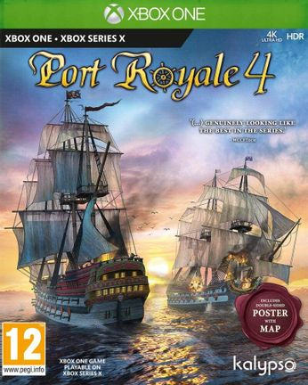 Xbox One Port Royale 4