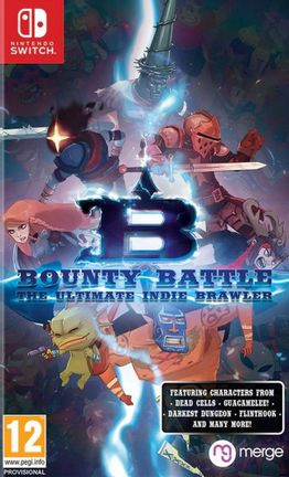 SWITCH Bounty Battle: The Ultimate Indie Brawler