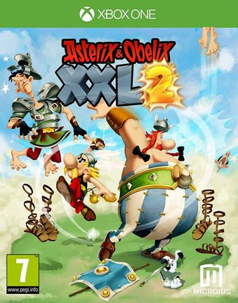 Xbox One Asterix and Obelix XXL 2