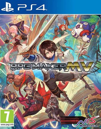 PS4 RPG Maker MV