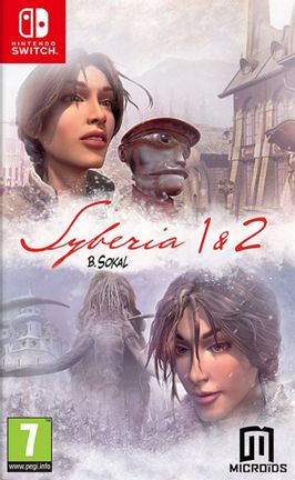 SWITCH Syberia 1 & 2