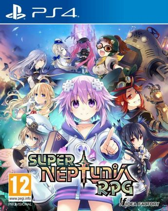 PS4 Super Neptunia RPG