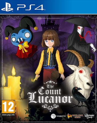 PS4 Count Lucanor