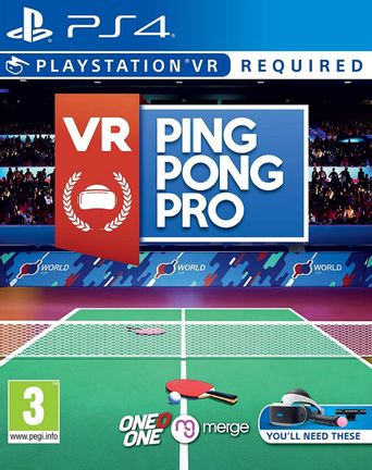 PS VR Ping Pong Pro