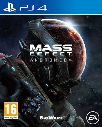 PS4 Mass Effect: Andromeda [USED] (Grade A)