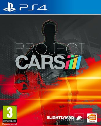 PS4 Project CARS [USED] (Grade A)