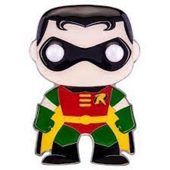 POP! Pin: DC Super Heroes - Robin Enamel Pin